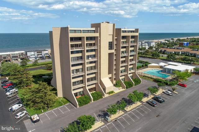 21 Ocean Drive #909, REHOBOTH BEACH, DE 19971 (#DESU182938) :: Barrows and Associates