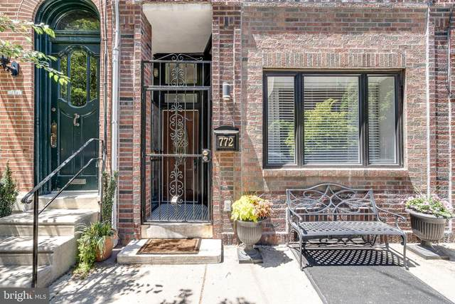 772 S 6TH Street, PHILADELPHIA, PA 19147 (MLS #PAPH1017036) :: Kiliszek Real Estate Experts