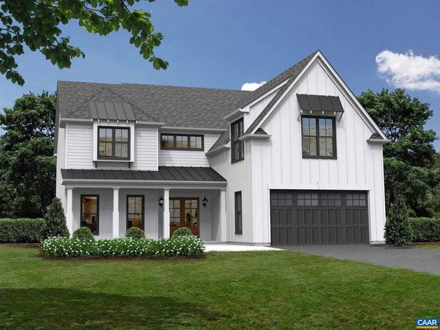 4420 Woodlands Road G, CHARLOTTESVILLE, VA 22901 (#617419) :: The Putnam Group