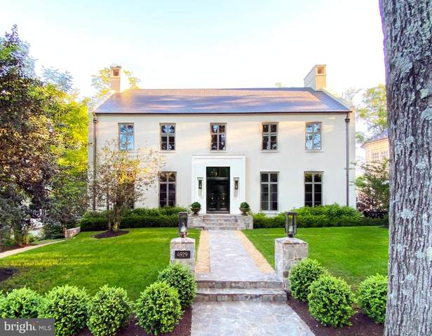 4929 Lowell Street NW, WASHINGTON, DC 20016 (#DCDC521574) :: Grace Perez Homes