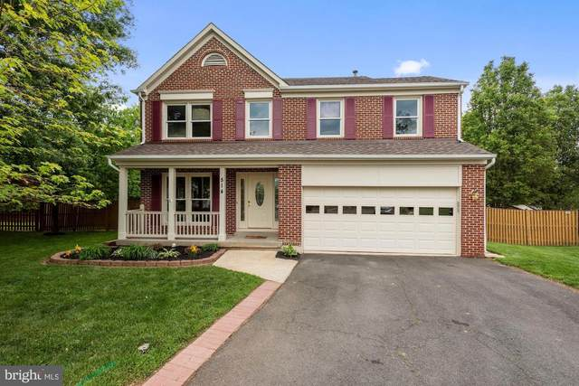 514 Jennifer Court NE, LEESBURG, VA 20176 (#VALO438418) :: Peter Knapp Realty Group