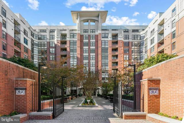 1021 N Garfield Street #1032, ARLINGTON, VA 22201 (#VAAR181408) :: Ram Bala Associates | Keller Williams Realty