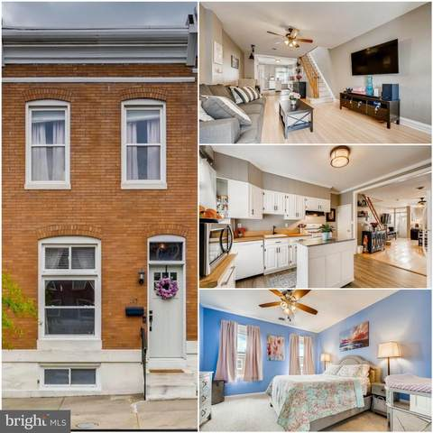 107 Rochester Place, BALTIMORE, MD 21224 (#MDBA550850) :: Berkshire Hathaway HomeServices McNelis Group Properties