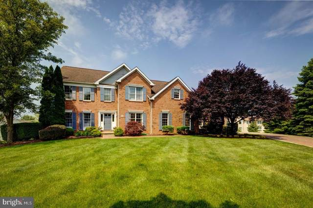 610 Cascades Court, BERWYN, PA 19312 (#PACT536318) :: The Paul Hayes Group   eXp Realty