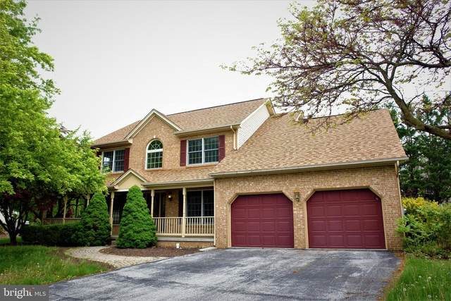 221 Deer Run Drive, WALKERSVILLE, MD 21793 (#MDFR282478) :: Jacobs & Co. Real Estate