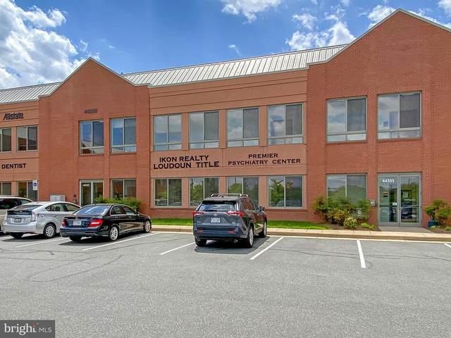 44355 Premier Plaza #220, ASHBURN, VA 20147 (#VALO438424) :: Jacobs & Co. Real Estate