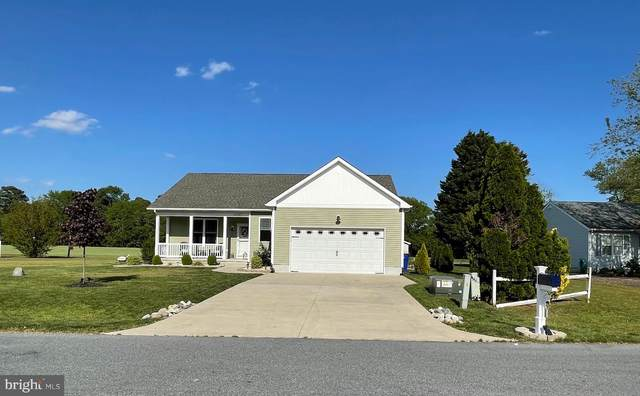 31427 Hiawatha Blvd Extension, DAGSBORO, DE 19939 (#DESU182954) :: The Mike Coleman Team