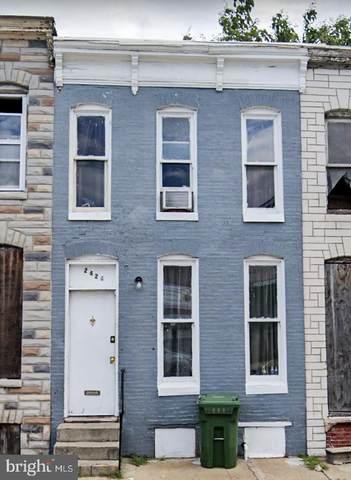 2424 E Biddle Street, BALTIMORE, MD 21213 (#MDBA550858) :: Dart Homes
