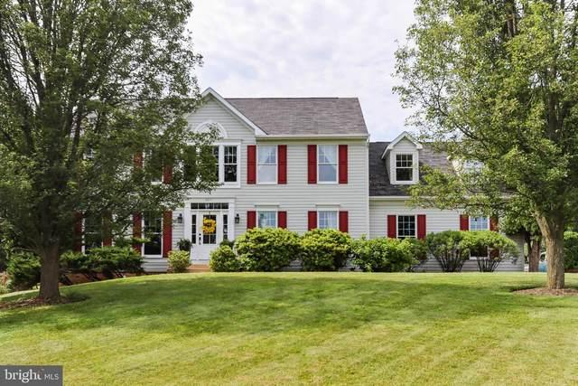 2011 Sherlock Holmes Street, ELDERSBURG, MD 21784 (#MDCR204532) :: Corner House Realty