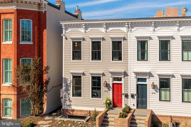 212 A Street NE, WASHINGTON, DC 20002 (#DCDC521598) :: Ram Bala Associates | Keller Williams Realty