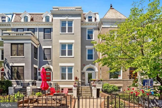 3114 13TH Street NW B, WASHINGTON, DC 20010 (#DCDC521606) :: Jennifer Mack Properties