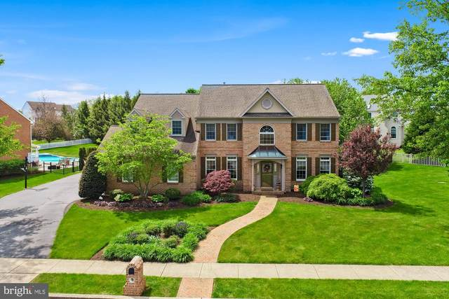 2909 Duffield Lane, SINKING SPRING, PA 19608 (#PABK377500) :: The Mike Coleman Team
