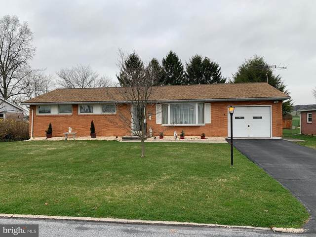 205 W Mckinley Avenue, MYERSTOWN, PA 17067 (#PALN119256) :: ExecuHome Realty