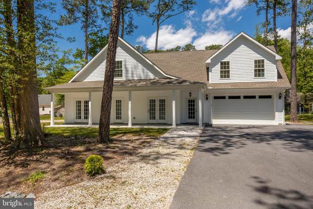 34085 Creek Road, DAGSBORO, DE 19939 (#DESU182964) :: The Mike Coleman Team