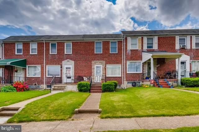 1224 Delbert Avenue, BALTIMORE, MD 21222 (#MDBA550870) :: The Matt Lenza Real Estate Team
