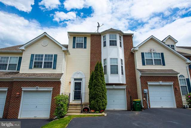 5539 Spring Ridge Dr W, MACUNGIE, PA 18062 (#PALH116784) :: Keller Williams Real Estate