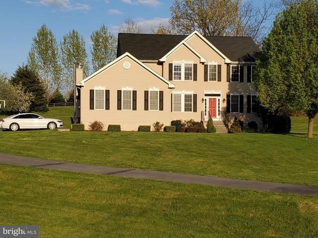 411 Chimney Circle, MIDDLETOWN, VA 22645 (#VAFV164086) :: Dart Homes