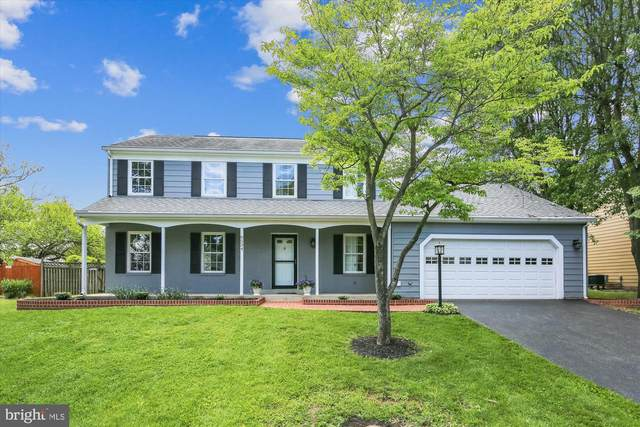 8534 Inspiration Avenue, WALKERSVILLE, MD 21793 (#MDFR282482) :: Dart Homes