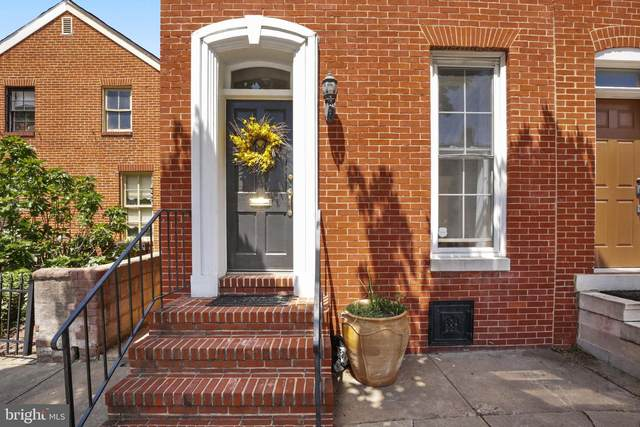 26 E Henrietta Street, BALTIMORE, MD 21230 (#MDBA550888) :: Ram Bala Associates | Keller Williams Realty