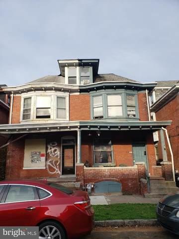 2136 Green Street, HARRISBURG, PA 17110 (#PADA133276) :: Ramus Realty Group