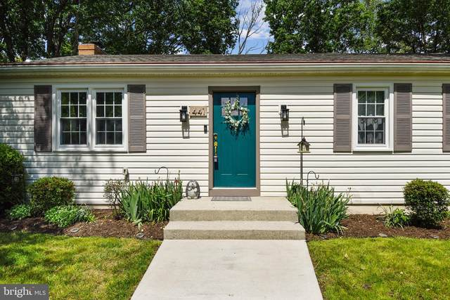 441 Cloverdale Circle, SEVERNA PARK, MD 21146 (#MDAA468244) :: Century 21 Dale Realty Co