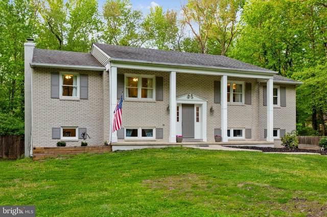 3 Arkansas Trail, MEDFORD, NJ 08055 (#NJBL397680) :: Boyle & Kahoe Real Estate