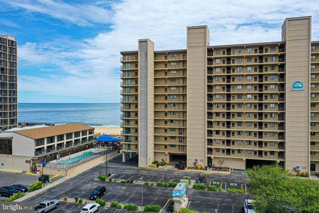 10002 Coastal Highway #301, OCEAN CITY, MD 21842 (#MDWO122426) :: BayShore Group of Northrop Realty
