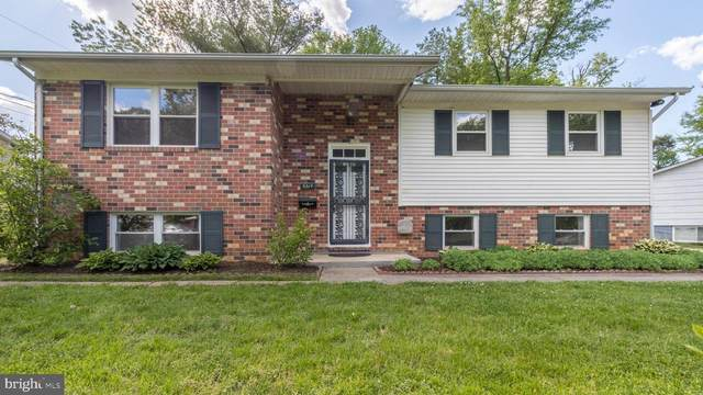 6614 Magnolia Terrace, LANHAM, MD 20706 (#MDPG606458) :: The Licata Group / EXP Realty