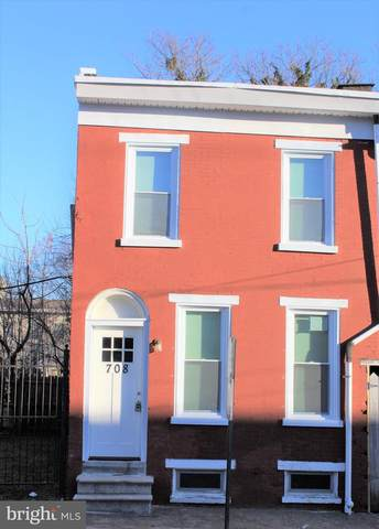708 N Monroe Street, WILMINGTON, DE 19801 (#DENC526528) :: Bright Home Group