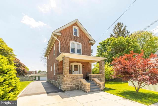 22 Arch Street, CLIFTON HEIGHTS, PA 19018 (#PADE546088) :: Boyle & Kahoe Real Estate