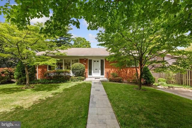 3911 Montrose Driveway, CHEVY CHASE, MD 20815 (#MDMC758336) :: Eng Garcia Properties, LLC