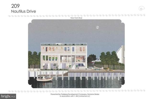 209 Nautilus Drive, LONG BEACH TOWNSHIP, NJ 08008 (MLS #NJOC409782) :: The Sikora Group