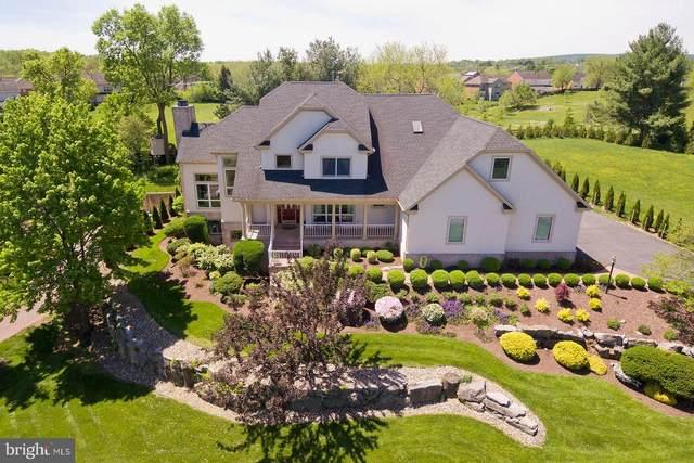 925 Breckinridge Lane, WINCHESTER, VA 22601 (#VAWI116180) :: Jacobs & Co. Real Estate