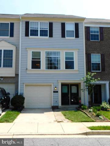 116 Long Acre Court, FREDERICK, MD 21702 (#MDFR282498) :: Corner House Realty
