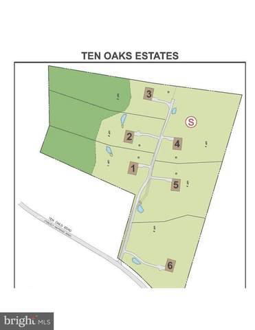 5026 Ten Oaks Lot #1, CLARKSVILLE, MD 21029 (#MDHW294630) :: Grace Perez Homes