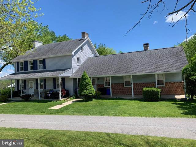 1245 Fickes Road, DILLSBURG, PA 17019 (#PAYK158372) :: ExecuHome Realty
