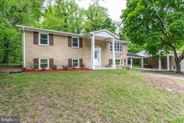 8213 Rosaryville Road, UPPER MARLBORO, MD 20772 (#MDPG606480) :: The Maryland Group of Long & Foster Real Estate