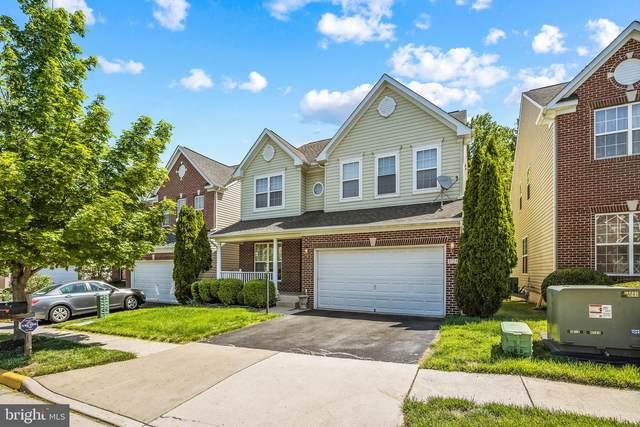 8124 Gilroy Drive, LORTON, VA 22079 (#VAFX1201192) :: The Riffle Group of Keller Williams Select Realtors