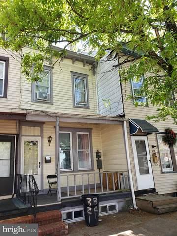 321 Hewitt Street, TRENTON, NJ 08611 (MLS #NJME312430) :: Kiliszek Real Estate Experts
