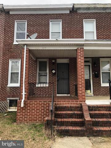 3420 Lyndale Avenue, BALTIMORE, MD 21213 (#MDBA550922) :: ExecuHome Realty
