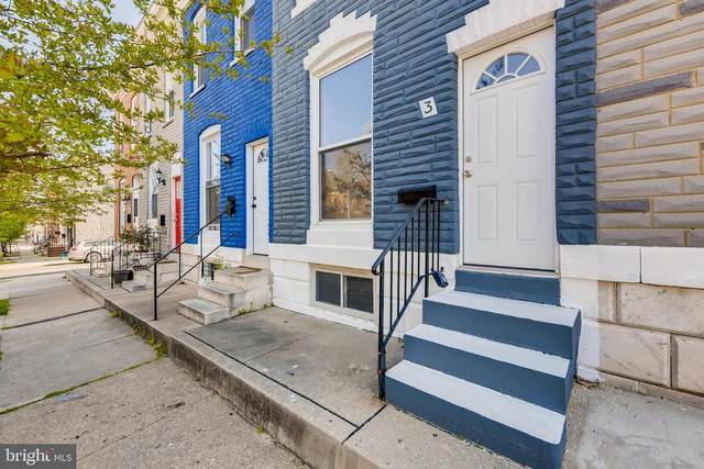 3 N East Avenue, BALTIMORE, MD 21224 (#MDBA550932) :: Jacobs & Co. Real Estate