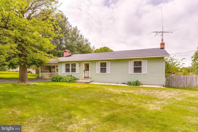 1422 Tuscawilla Drive, CHARLES TOWN, WV 25414 (#WVJF142572) :: The Sky Group