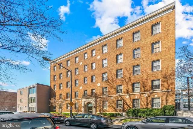 1417 Newton Street NW #207, WASHINGTON, DC 20010 (#DCDC521690) :: Corner House Realty