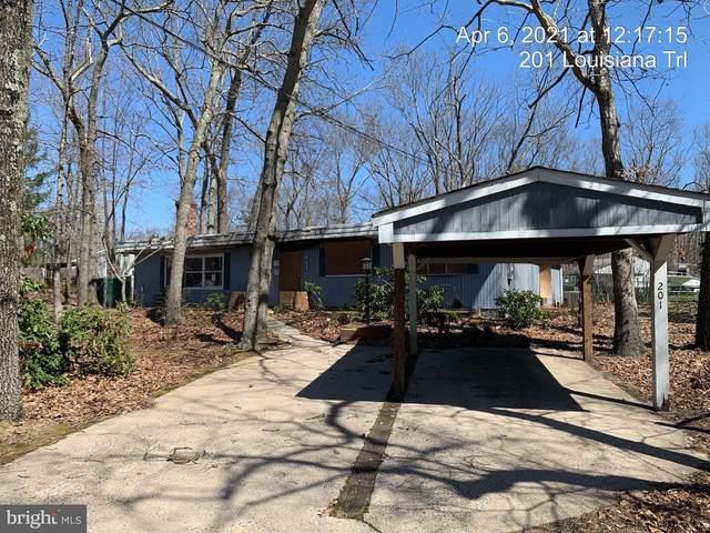 201 Louisiana Trail, BROWNS MILLS, NJ 08015 (MLS #NJBL397712) :: Kiliszek Real Estate Experts