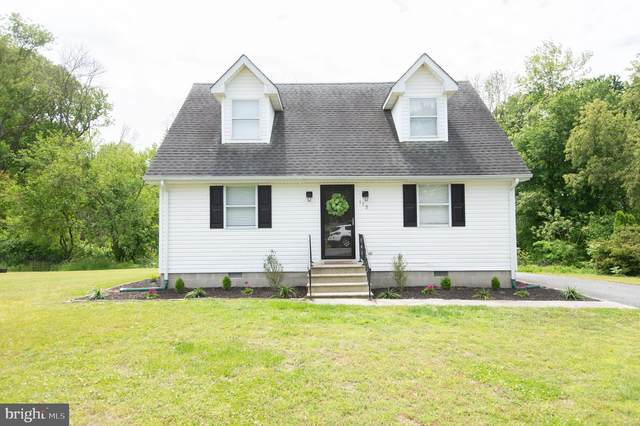 115 Ronnie Road, SECRETARY, MD 21664 (#MDDO127408) :: RE/MAX Coast and Country