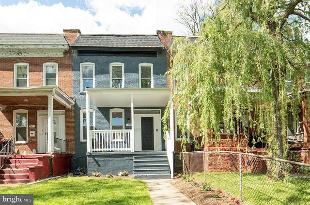 2850 W Garrison Avenue, BALTIMORE, MD 21215 (#MDBA550954) :: Shamrock Realty Group, Inc