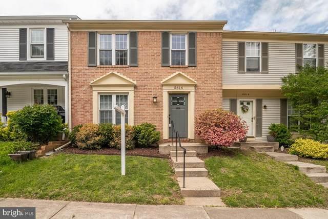 5816 Apple Wood Lane, BURKE, VA 22015 (#VAFX1201250) :: Jennifer Mack Properties