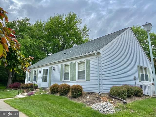 294 Sharon Way C, MONROE TOWNSHIP, NJ 08831 (#NJMX126680) :: Rowack Real Estate Team