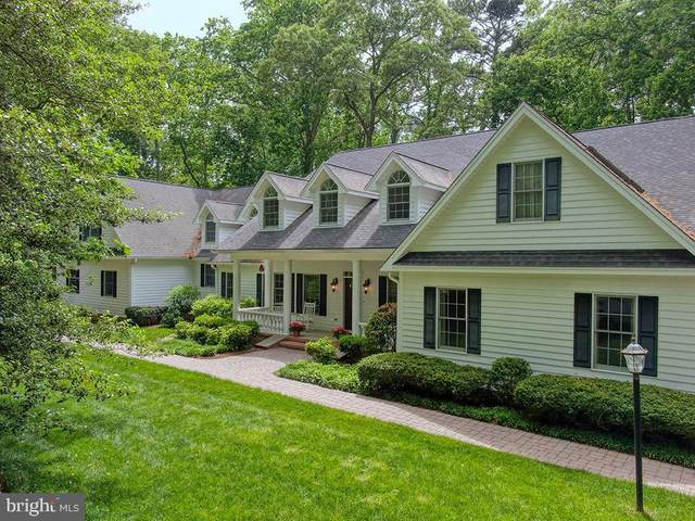 5 Johnson Branch Court, REHOBOTH BEACH, DE 19971 (#DESU183014) :: CoastLine Realty