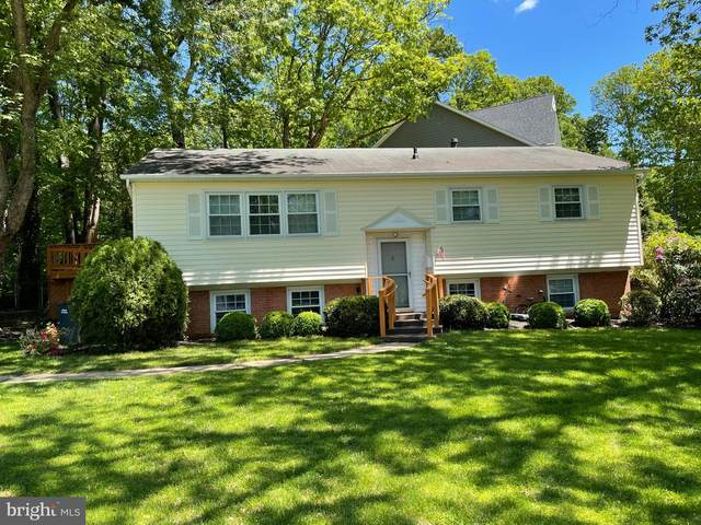 4309 Pickett Road, FAIRFAX, VA 22032 (#VAFX1201260) :: McClain-Williamson Realty, LLC.